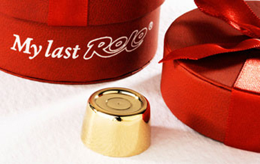 Gold Plated My Last Rolo