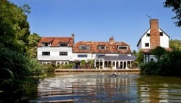 Duxford Lodge Hotel & Le Paradis Restaurant