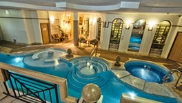 Rembrandt Hotel and Aquilla Health and Fitness