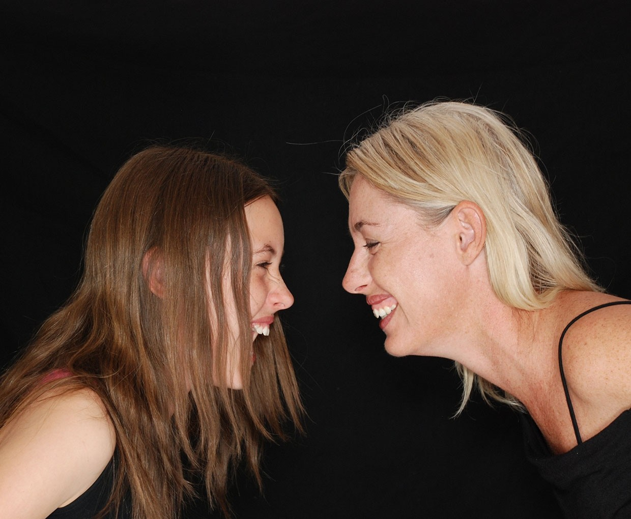 Luxury Mother And Daughter Makeover And Photo Shoot