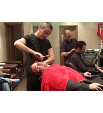 Luxury Cut Throat Shave Experience