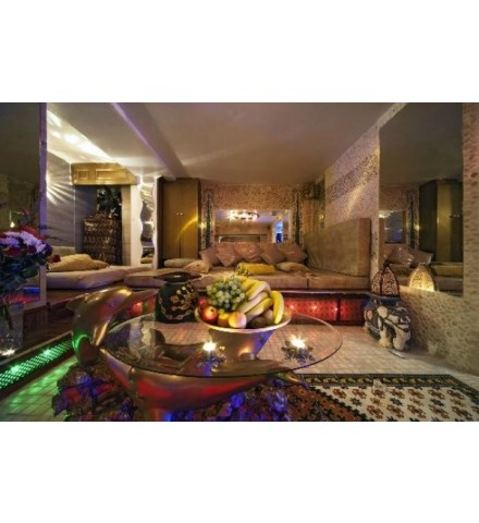Luxurious Authentic Hammam Spa Escape London