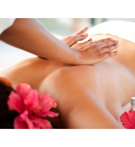 The Ultimate Pamper Experience Relaxing Massage