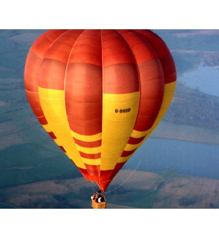 Hot Air Balloon Experience Red