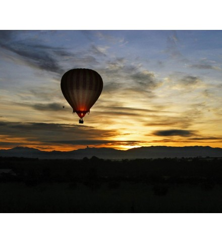 Weekday Hot Air Balloon Experience Sunset