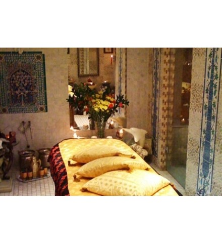 Traditional Arabian Hammam Experience London