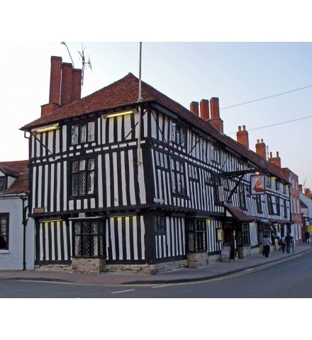 Hotel Break for Two Stratford-upon-Avon Exterior