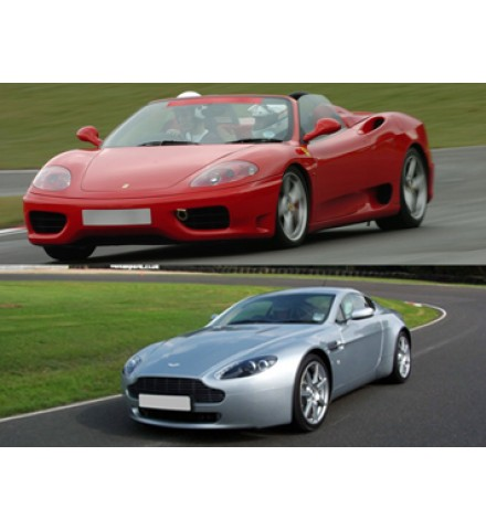 Ferrari V Aston Martin Experience
