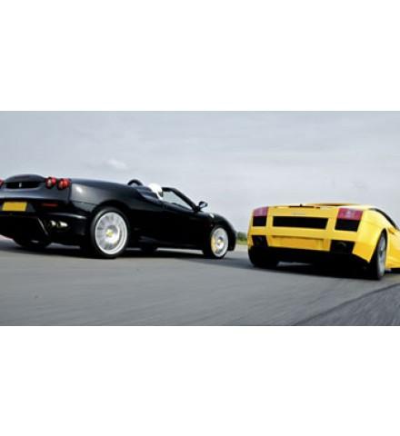 Ferrari and Lamborghini Experience