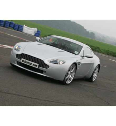 Aston Martin Experience for 2