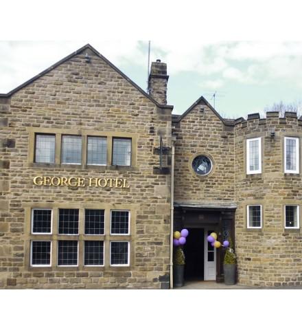 Hotel Break for Two Derbyshire Exterior