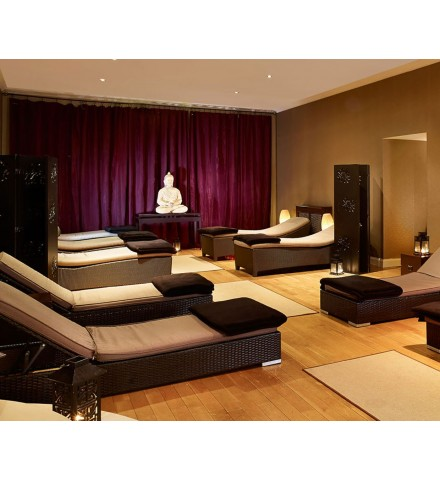 Glasgow Spa Break for Two Spa