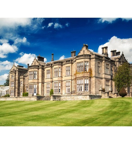 Spa Break for 2 at Matfen Hall, Northumberland Exterior