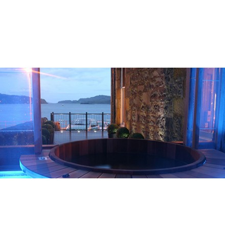 Oban-Spa-Break-Scotland-Hot-Tub