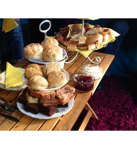 Afternoon Tea and Spa for 2 (East Midlands) Stand