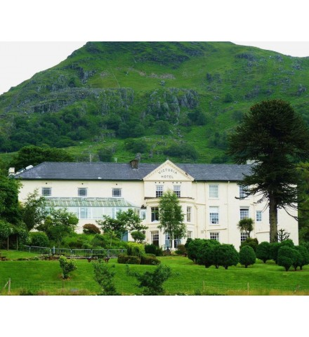 Hotel Break for Two Snowdonia Exterior