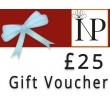 £25 Gift Voucher Main