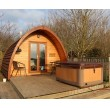Three Night Glamping MegaPod Experience at Wootton Park Main