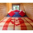 Three Night Glamping TreePod Experience at Wootton Park Bed