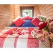 Three Night Glamping TreePod Experience at Wootton Park Bed Flowers
