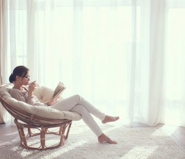 8 Simple Ways to Make your Home More Relaxing